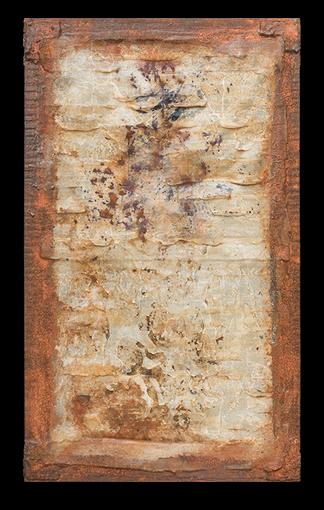 Cuadro único y exclusivo de Mariano Matarranz de la Colección Luz Coagulada Año 2018. 169 x 100