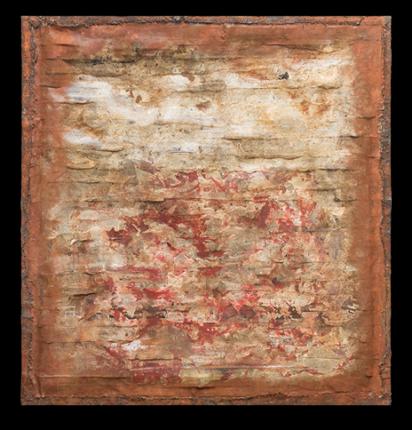 Cuadro único y exclusivo de Mariano Matarranz de la Colección Luz Coagulada Año 2018. 160 x 145
