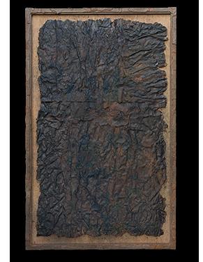 Cuadro único y exclusivo de Mariano Matarranz de la Colección Materismo Año 2019. 170 x 106