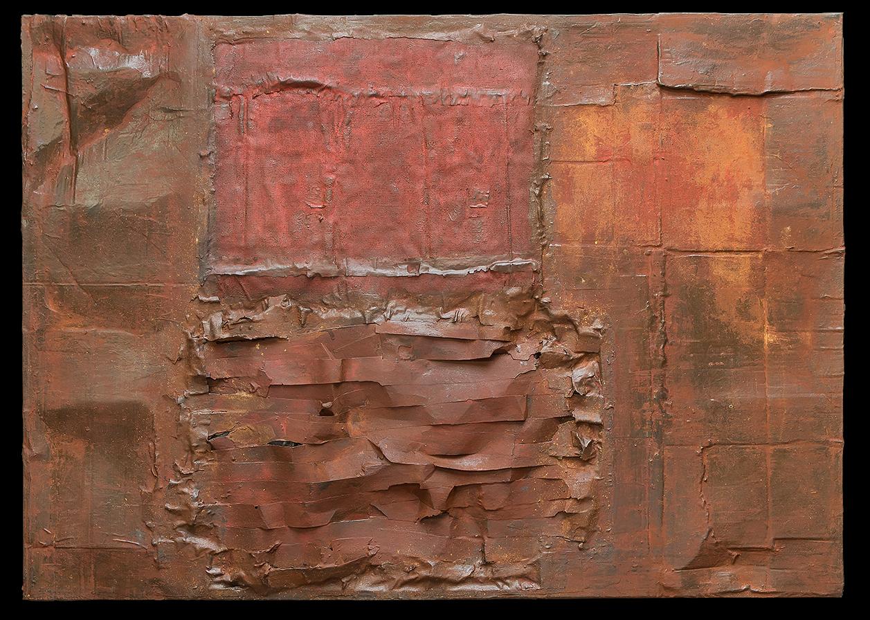 Cuadro único y exclusivo de Mariano Matarranz de la Colección Rígida Levedad Año 2019. 177 x 250