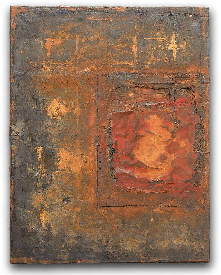Cuadro único y exclusivo de Mariano Matarranz de la Colección Rígida Levedad Año 2017. 194 x 150